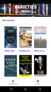 How to sign up and read books on Bookney app