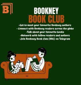 5 REASONS TO JOIN BOOKNEY BOOK CLUB