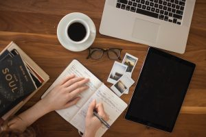four steps to crushing your book writing goal in record time